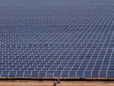 Gujarat Solar Field